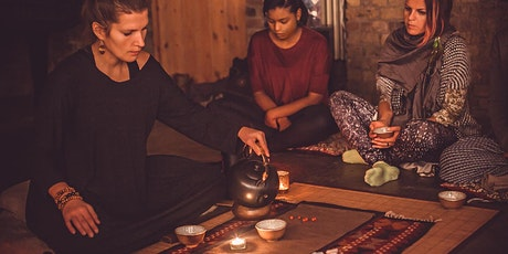 [IN PERSON] NEW MOON TEA CEREMONY, HEALING and WOMEN'S CIRCLE - LIBRA tickets