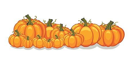 Pumpkin Patch Paint Night tickets