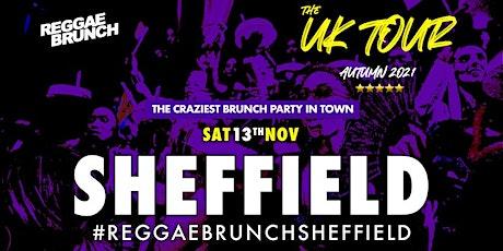 The Reggae Brunch - Sat 13 NOV  SHEFFIELD  UK Tour tickets