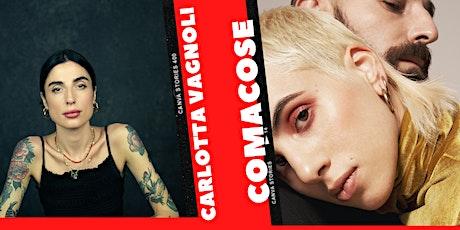 ff21 | COMA_COSE | Sassuolo, Piazzale della Rosa biglietti