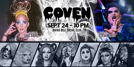COVEN Drag Show - September tickets