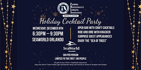 3rd Annual  FRLA Holiday Cocktail Reception and Awards Presentations tickets