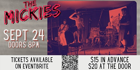 The Mickies LIVE at Captain's Courtyard @ Spanky's tickets