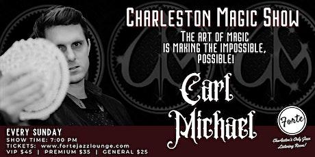 Charleston Magic Show |  7:00 pm tickets