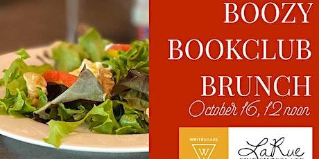 Boozy Brunch Book Club tickets