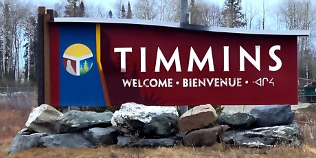 Discover Rural Ontario  Webinar and Employer event: City of Timmins tickets