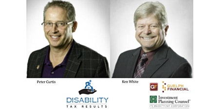 LDAWC-Tues. October 26th, 2021-The Disability Tax Credit and RDSP Workshop tickets