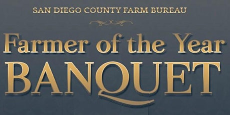 Farmer of the Year Banquet tickets