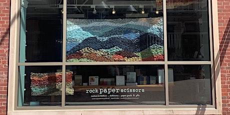 Create your own Blue Ridge Mountain Art Weaving tickets