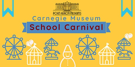 Fall Family Carnival on the Carnegie Lawn tickets