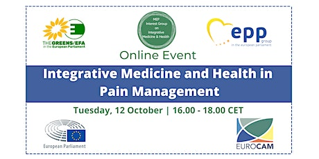 Integrative Medicine and Health in Pain Management tickets