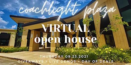Coachlight Plaza VIRTUAL Open House tickets