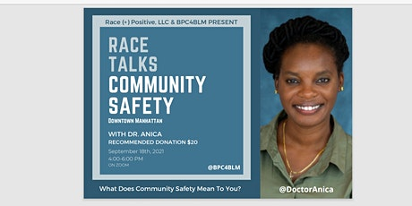 Race Talks Downtown Manhattan: What does Community Safety mean to you? tickets