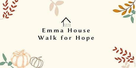Emma House Walk for Hope tickets