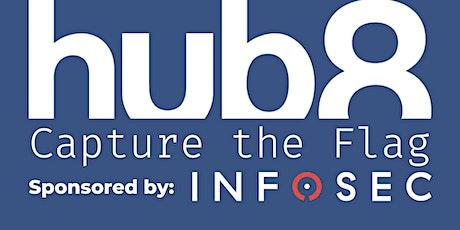 Cheltenham CTF - Hosted By Hub 8 tickets