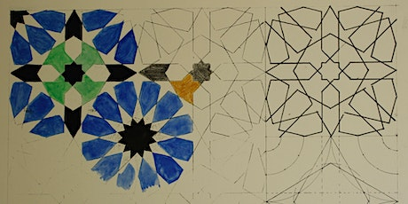 Moroccan Geometry : Drawing and Painting Art Class tickets