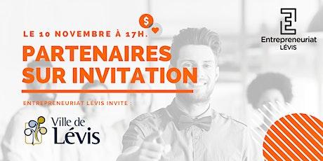 Développement économique Lévis (DEL) tickets