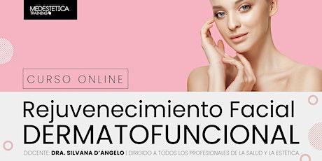 Curso de Rejuvenecimiento Facial Dermatofuncional entradas