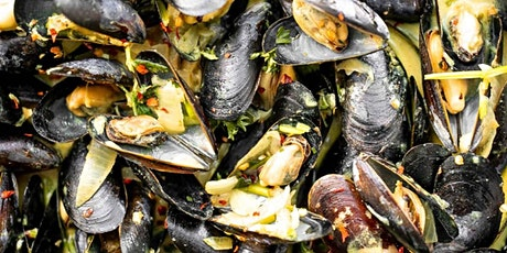 UBS - Virtual Cooking Class: Yellow Curry Maine Mussels tickets