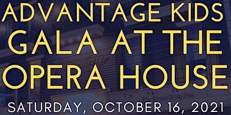 Advantage Kids Gala at the Opera House tickets