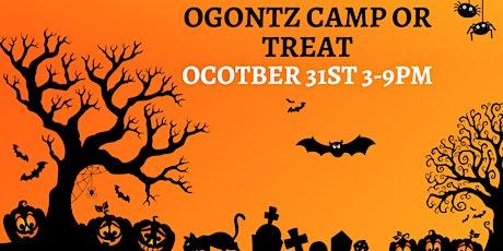 Ogontz Camp or Treat tickets
