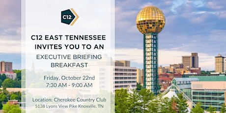 C12 Executive Breakfast & Introductory Event- October 22 tickets