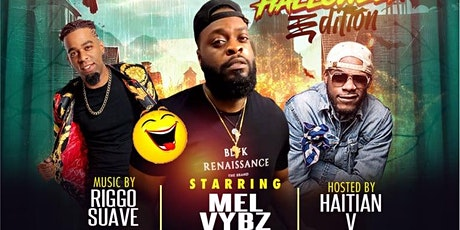 COMEDY AND CARNIVAL (HALLOWEEN EDITION) tickets
