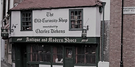 Virtual Tour - The Old Curiosity of a Lost London Neighbourhood tickets