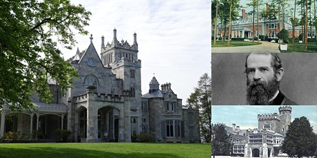 'The Gilded Age Mansions of the Jay Gould Family, Railroad Dynasty' Webinar tickets
