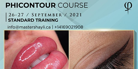 PhiContour Workshop Vancouver, Canada September 2021 tickets