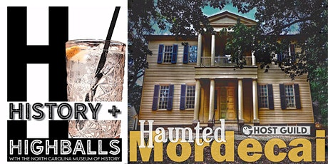 History + Highballs: Haunted Mordecai with The Ghost Guild tickets