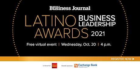 Latino Business Leadership Awards tickets