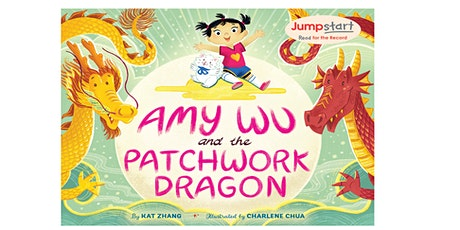 Read for the Record 2021 - Amy Wu and the Patchwork Dragon tickets