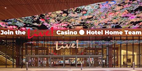 Building Bridges: LIVE! Casino and Hotel Philadelphia Hiring Event tickets