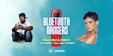 Bluetooth Bangers & Y2K Freshers' Special tickets