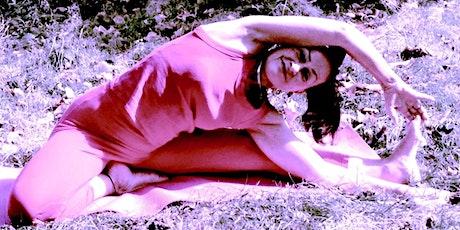 Weekend Yoga Retreat with Angelika Grohmann tickets