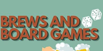 Brews & Board Games