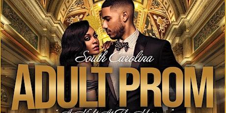 South Carolina Adult Prom tickets