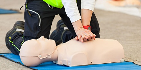 SQA Accredited Emergency First Aid tickets