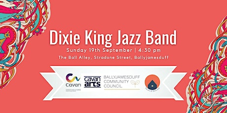 Dixie King Jazz Band featuring Gene Bannon and Daire O'Reilly tickets