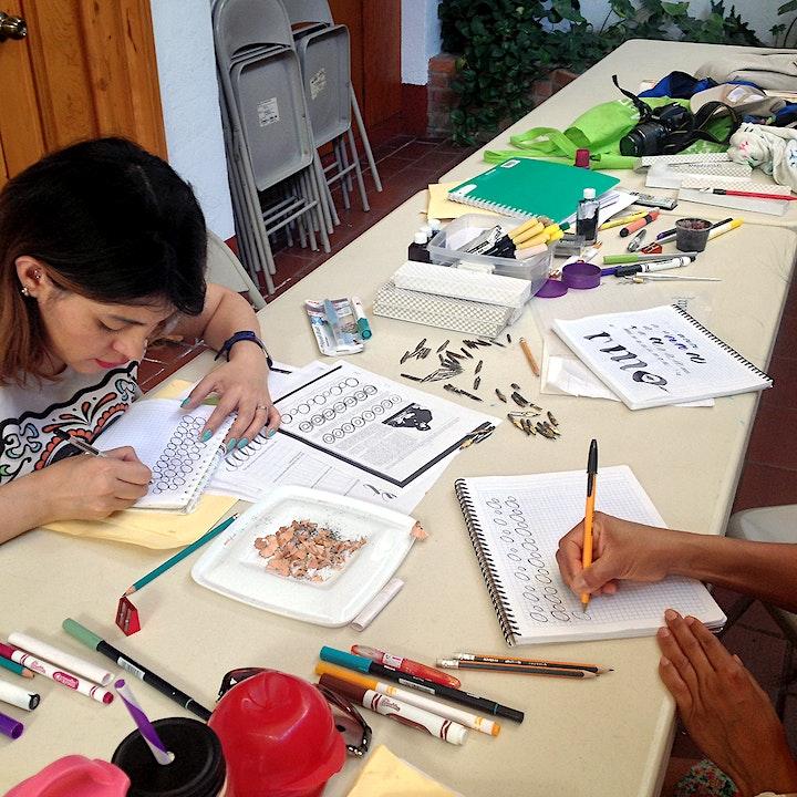 Imagen de Taller Introducción a la caligrafía