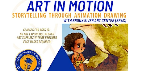 Art in Motion: Storytelling through Animation Drawing tickets