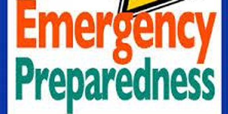 CCRC - Emergency Preparedness and Response tickets
