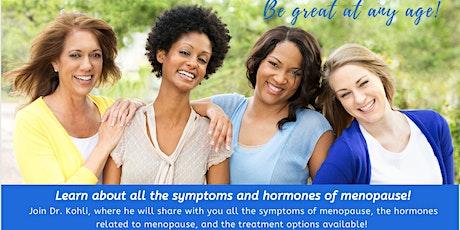 Hormone Havoc: Managing Menopause tickets