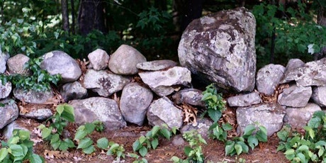 HCT Speaker Series: Mysteries of Harvard's Stone Walls Solved tickets