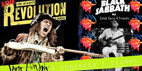 The Jimi Hendrix Revolution by Randy Hansen tickets