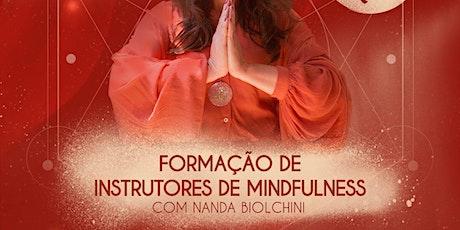 Formulário de Interesse - Formação Instrutores de Mindfulness ingressos