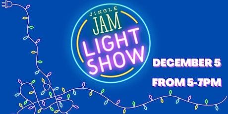 Jingle Jam-Light Show tickets