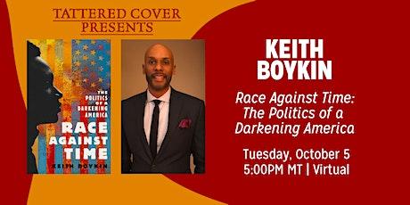 Livestream with Keith Boykin Tickets
