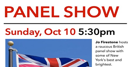 Panel Show tickets
